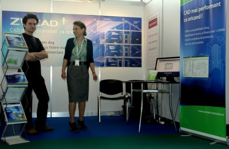 ZWCAD-ROMANIA la Expo Construct 2013